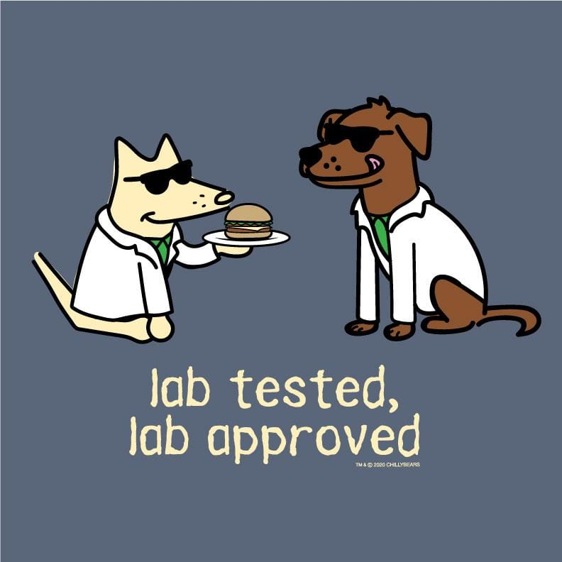 Lab Tested, Lab Approved - Classic Tee