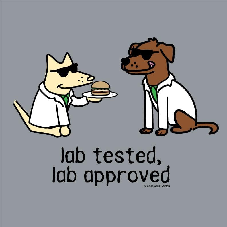 Lab Tested, Lab Approved - Crew Neck Sweatshirt