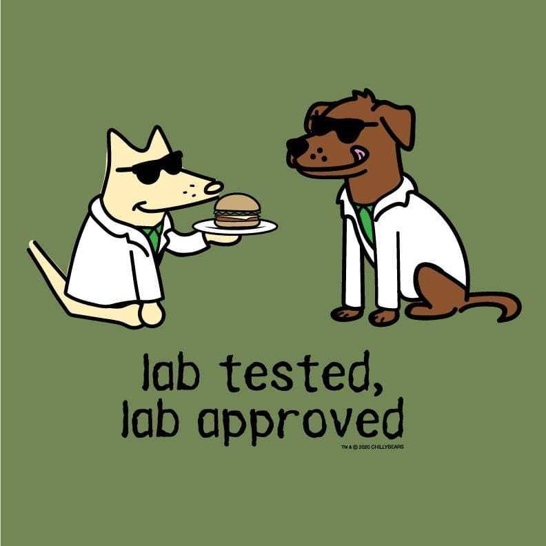 Lab Tested, Lab Approved - Lightweight Tee