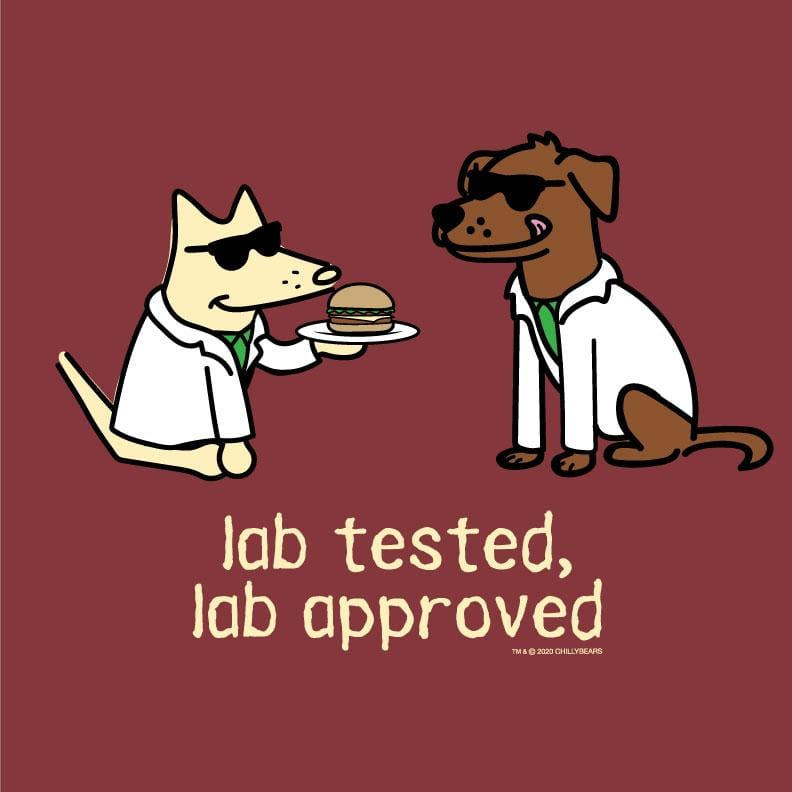 Lab Tested, Lab Approved - Ladies T-Shirt 3-4 Sleeve