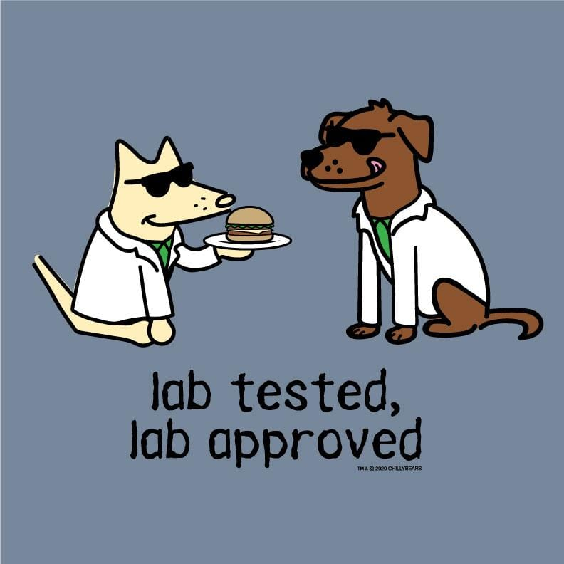 Lab Tested, Lab Approved - Sweatshirt Pullover Hoodie