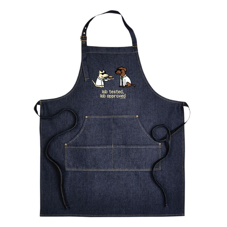 Lab Tested, Lab Approved - Apron