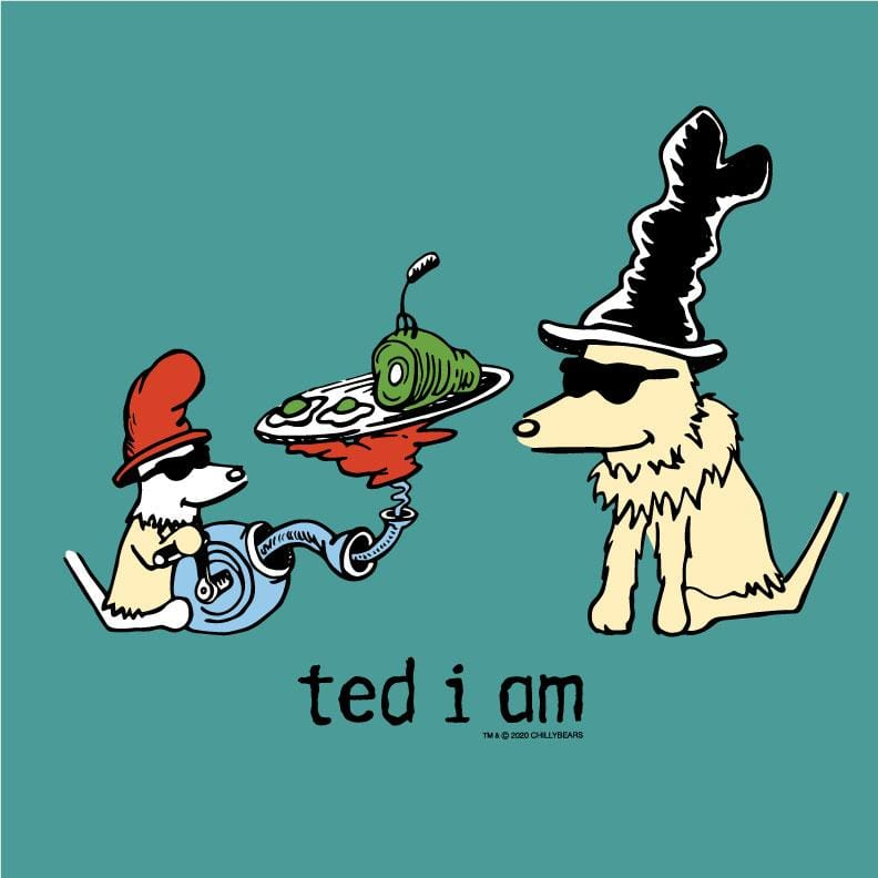 Ted I Am - Classic Long-Sleeve T-Shirt