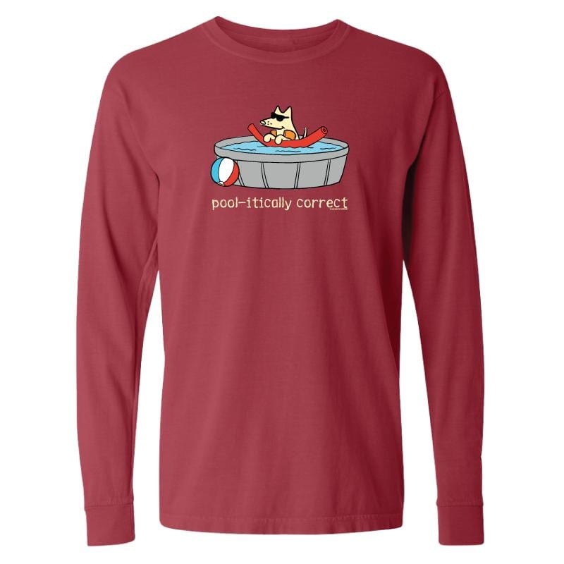 Pool-itically Correct - Classic Long-Sleeve T-Shirt
