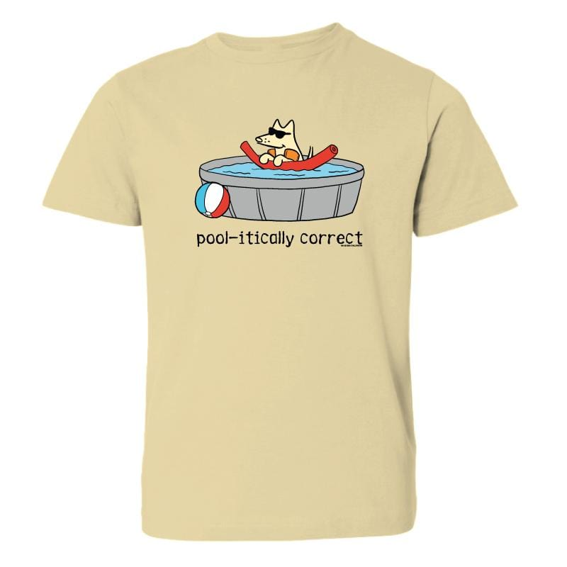 Pool-itically Correct - T-Shirt - Kids