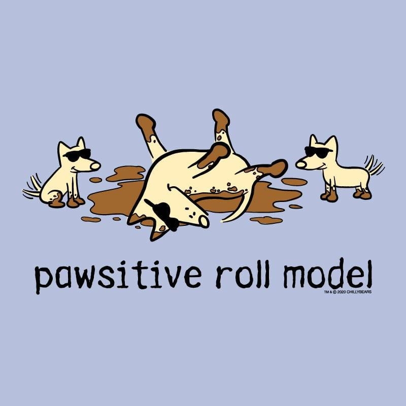 Pawsitive Roll Model  - Lightweight Tee
