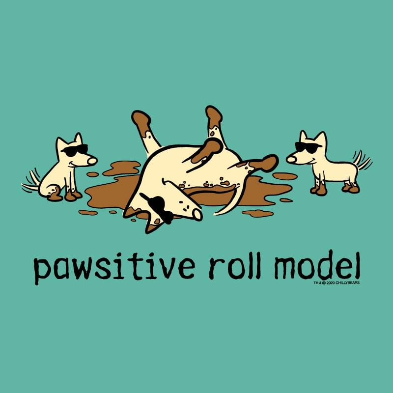 Pawsitive Roll Model - Youth T-Shirt