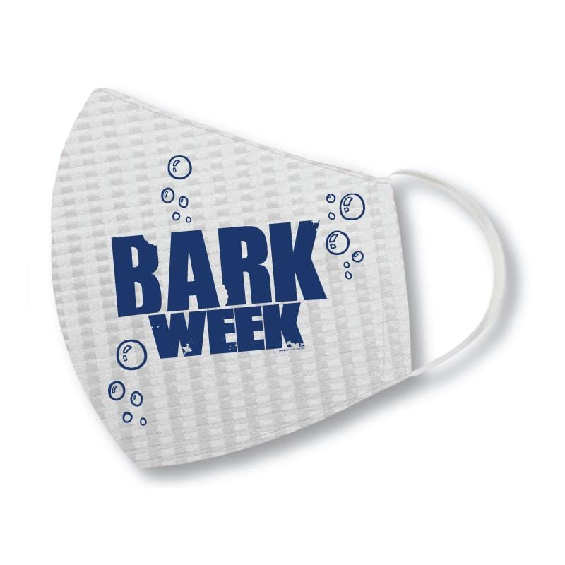 Bark Week - Face Mask