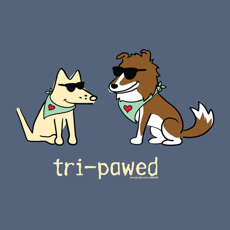 Tri-Pawed - Classic Tee