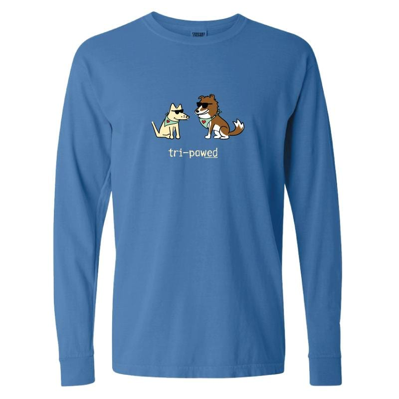 Tri-Pawed - Long-Sleeve T-Shirt Classic