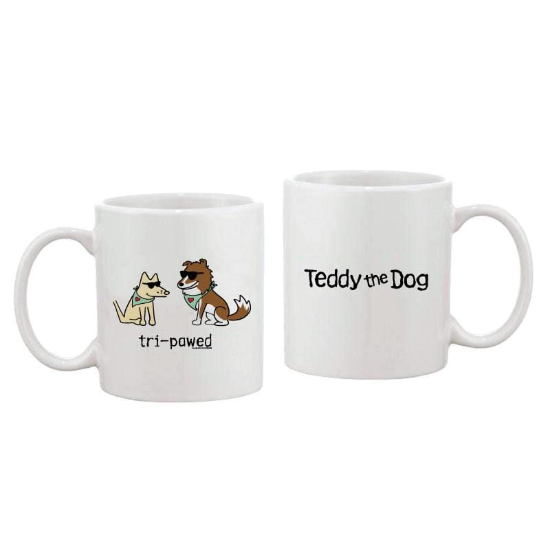 Tri-Pawed - Coffee Mug