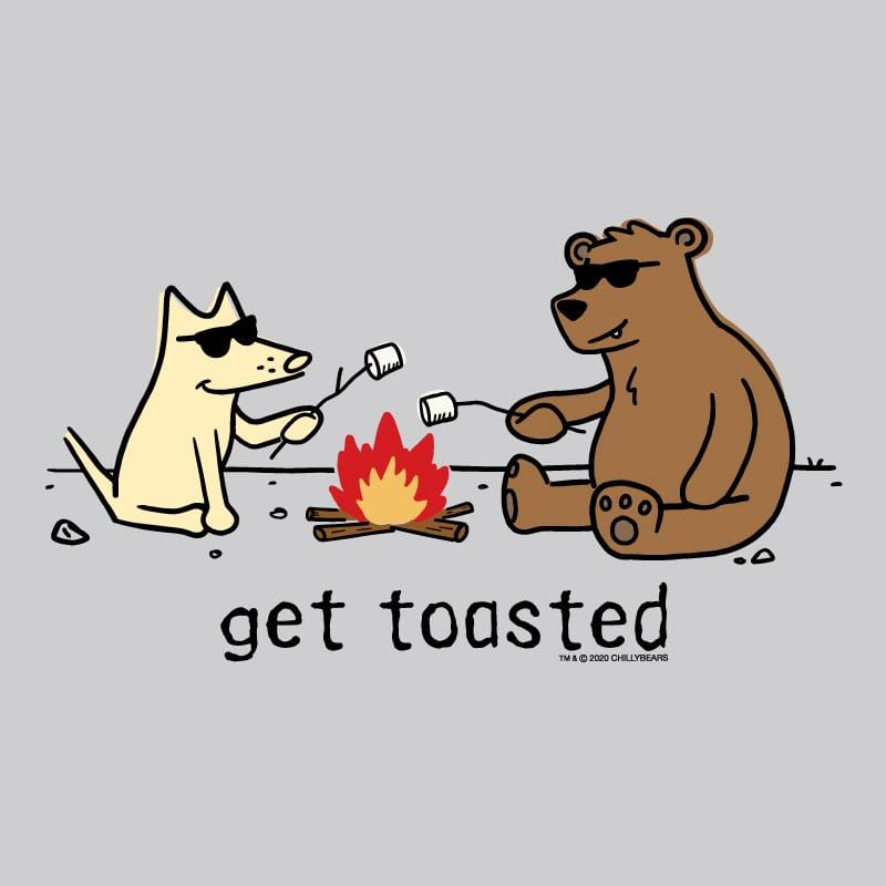 Get Toasted - Lightweight Tee
