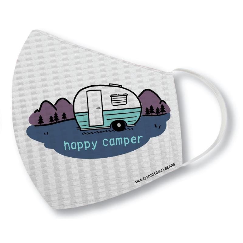 Happy Camper - Face Mask