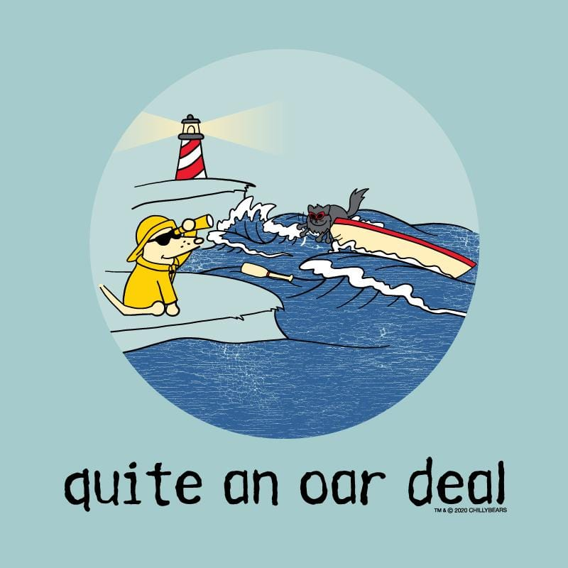 Quite An Oar Deal - Ladies Tank Top