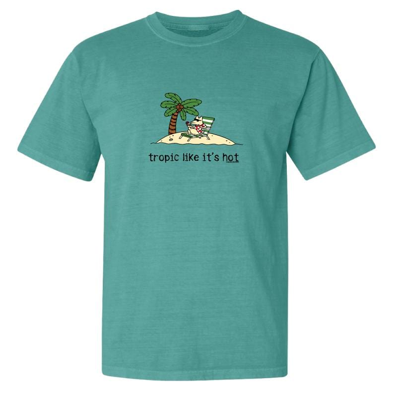 Tropic Like It's Hot - Classic Tee