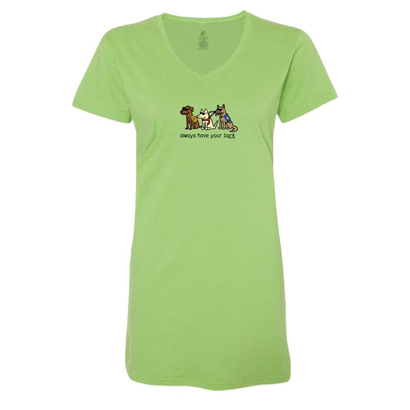 Always Have Your Bark - Ladies Night T-Shirt