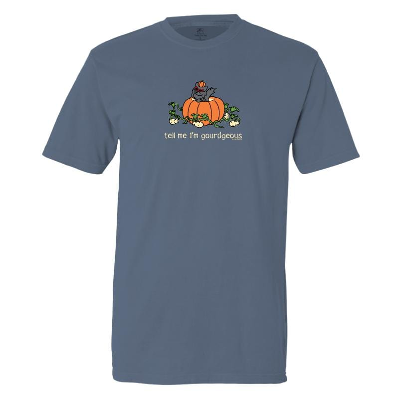 Tell Me I'm Gourdgeous - Classic Tee
