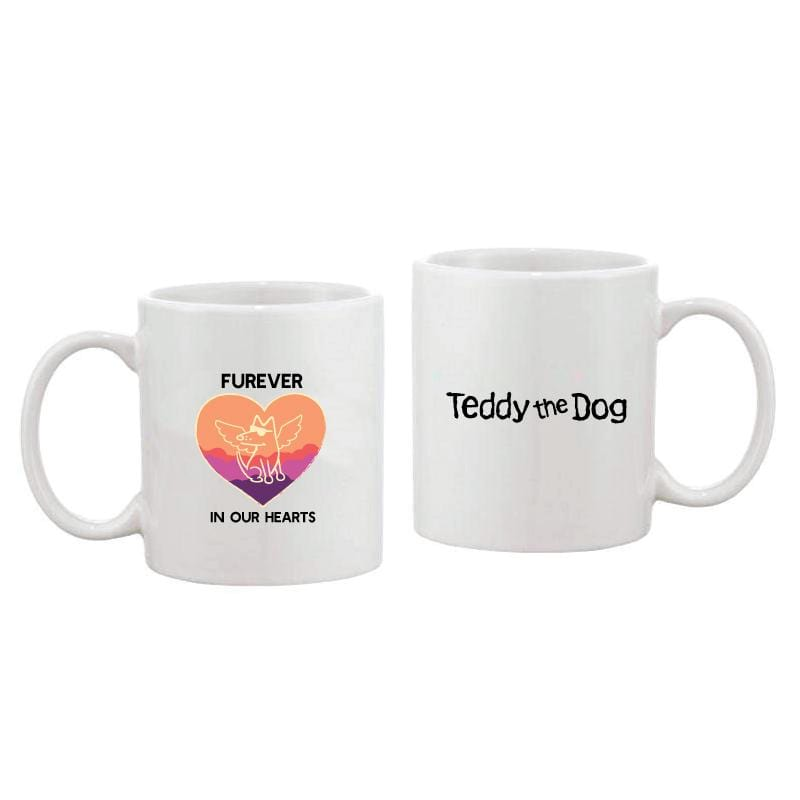 Furever In Our Hearts  - Coffee Mug