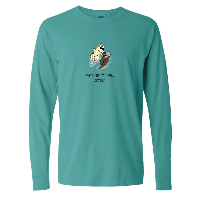 My Significant Otter - Classic Long-Sleeve T-Shirt
