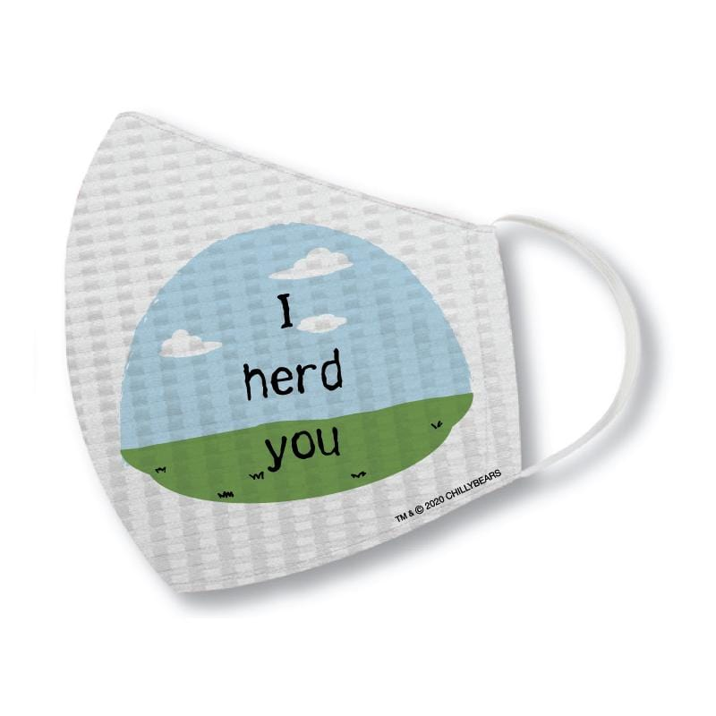 I Herd You - Face Mask