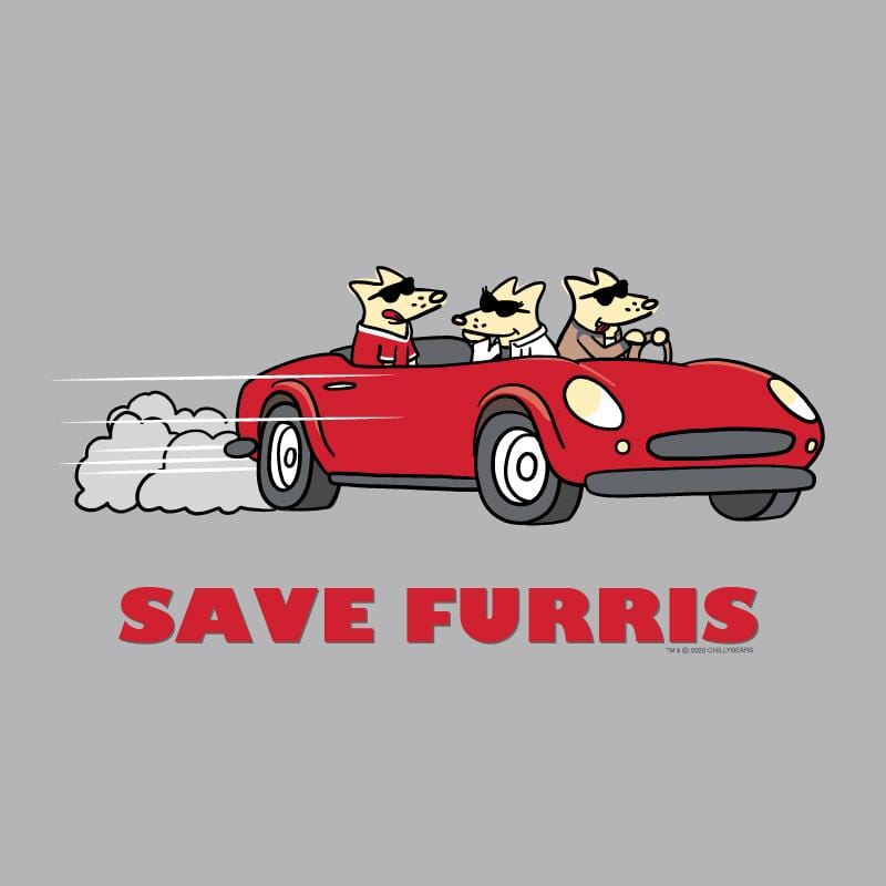 Save Furris - Lightweight Tee