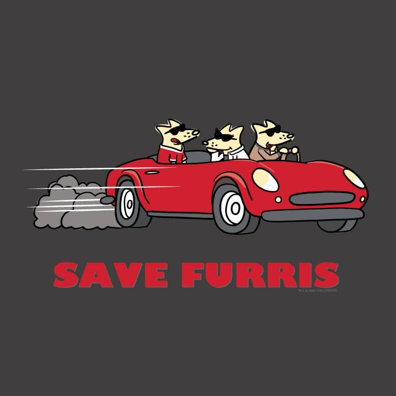 Save Furris - Ladies Night T-Shirt