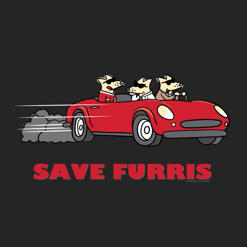 Save Furris - Classic Long-Sleeve T-Shirt