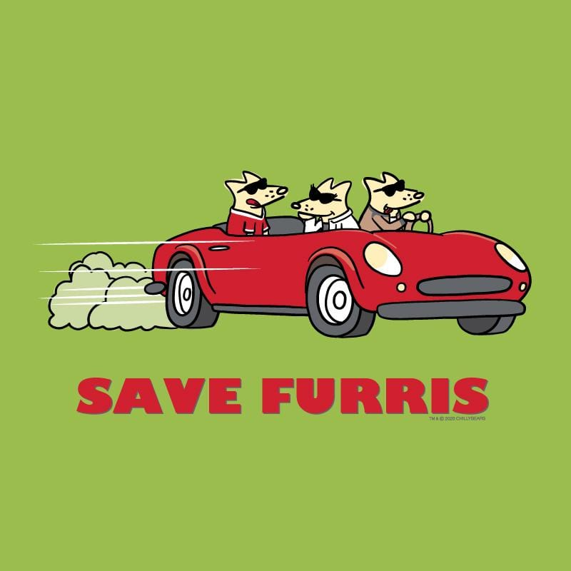 Save Furris - Canvas Tote