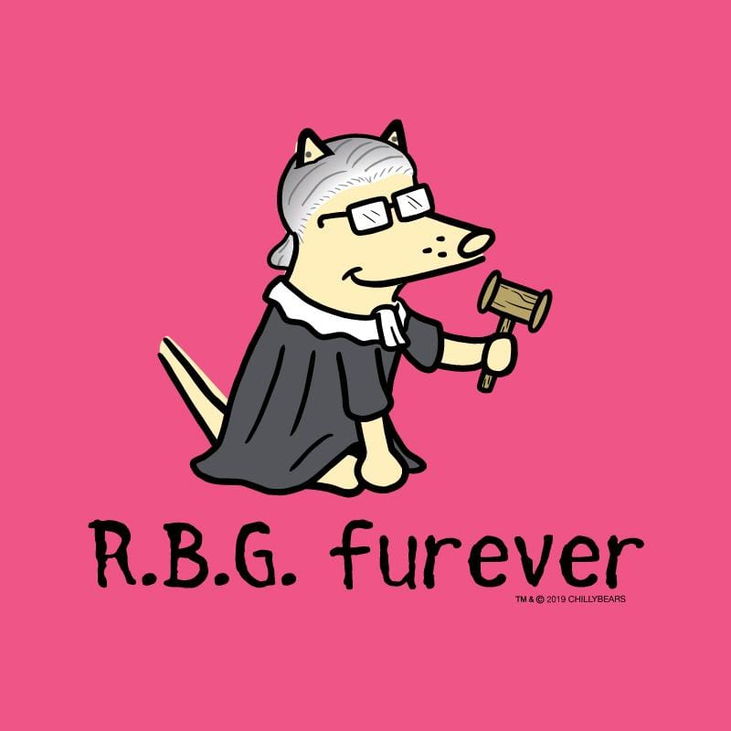 RBG Furever - Ladies Night T-Shirt