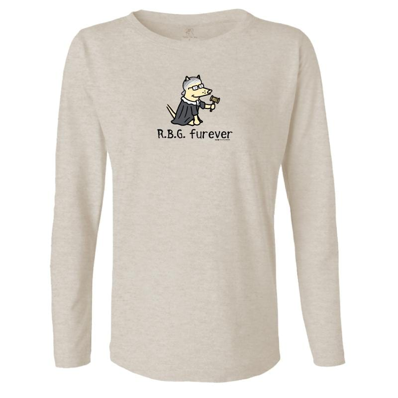 RBG Furever - Ladies Long-Sleeve T-Shirt