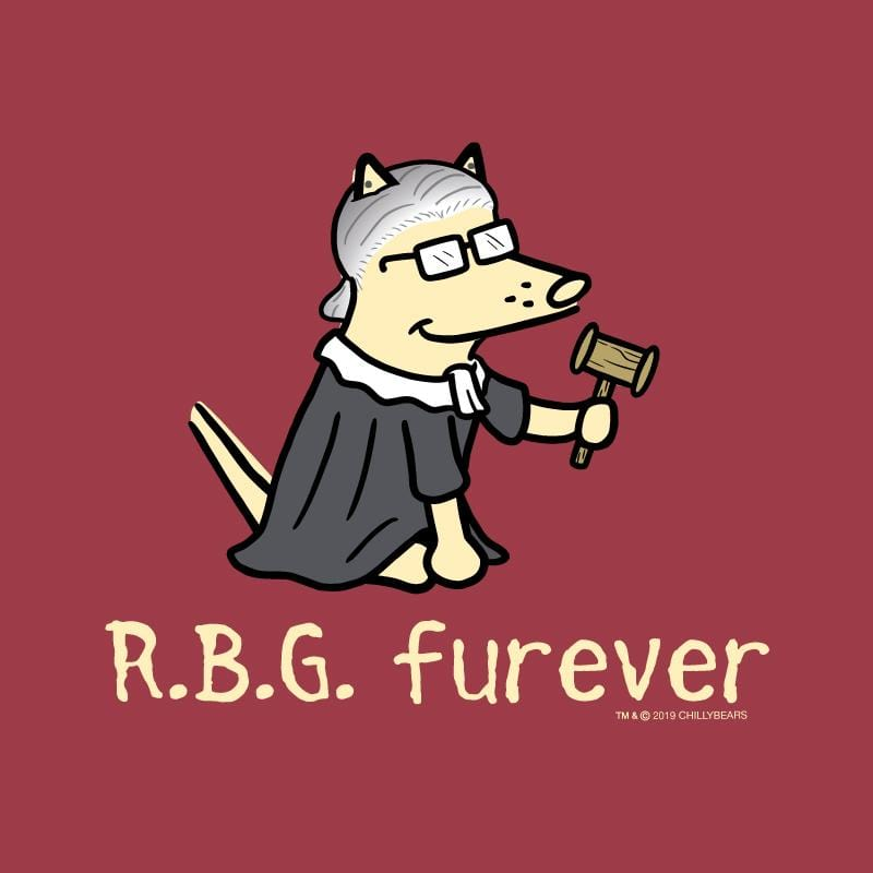 RBG Furever - Long-Sleeve T-Shirt Classic