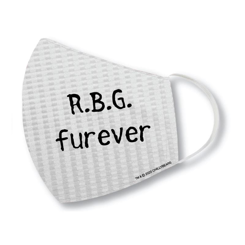 RBG Furever - Face Mask