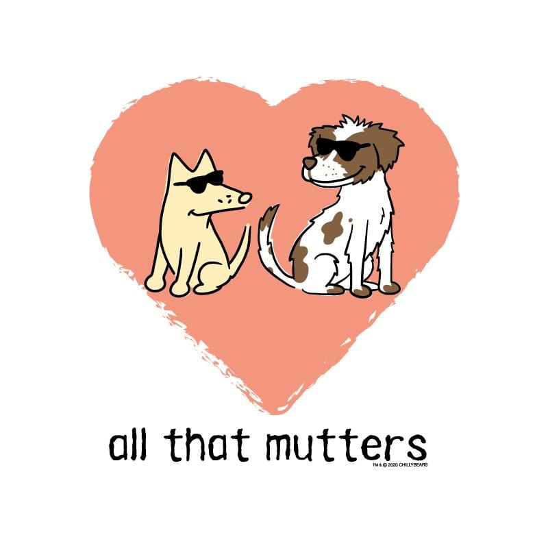 All That Mutters - Coffee Mug