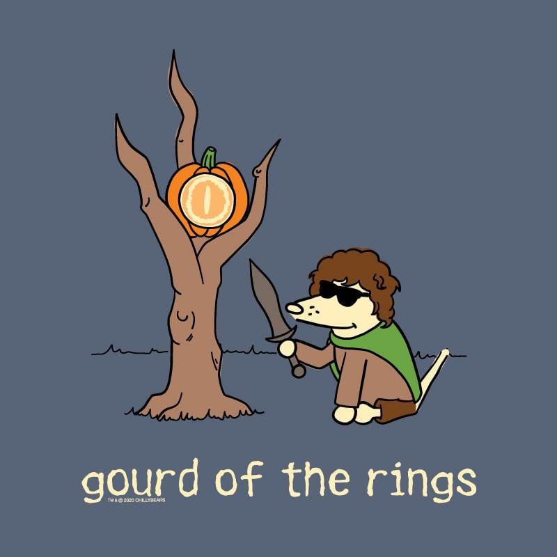Gourd Of The Rings - Classic Tee