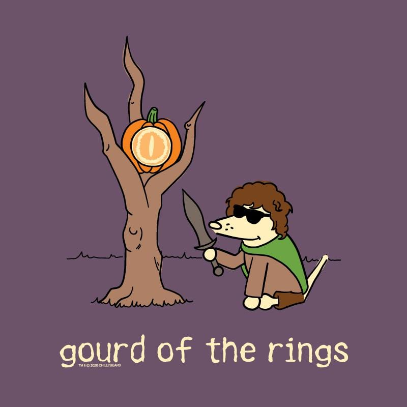 Gourd Of The Rings - Sweatshirt Pullover Hoodie