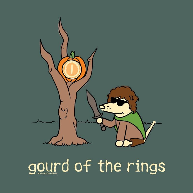 Gourd Of The Rings - Lightweight Tee