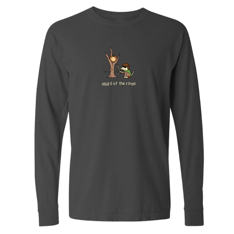 Gourd Of The Rings - Classic Long-Sleeve T-Shirt