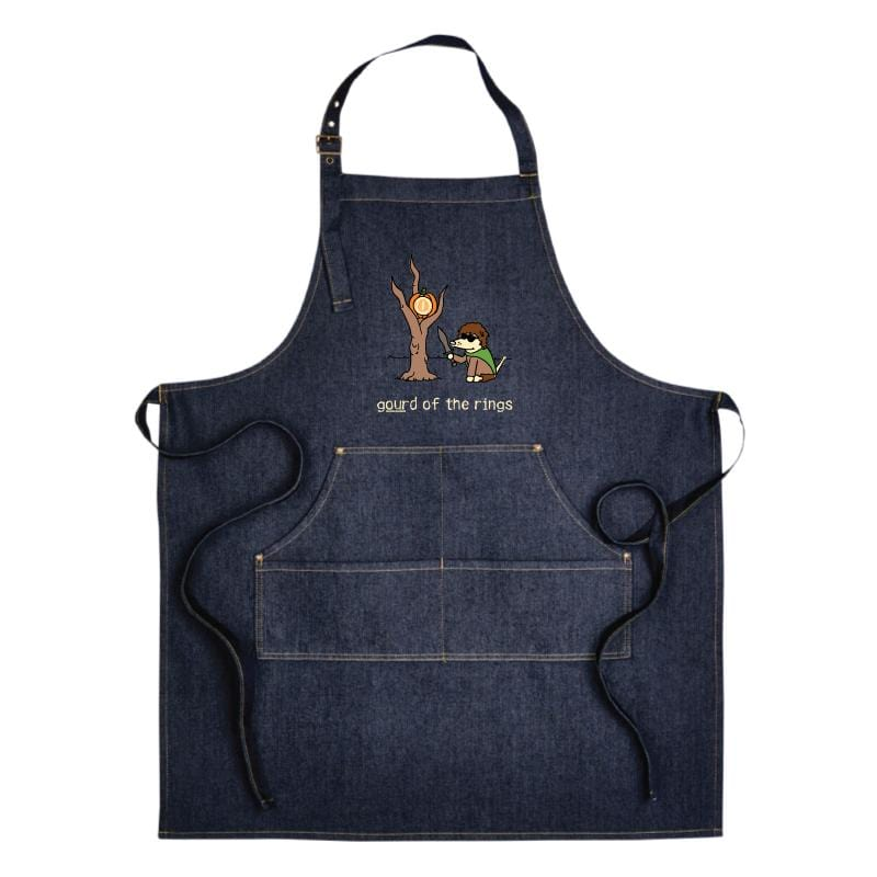 Gourd Of The Rings - Apron