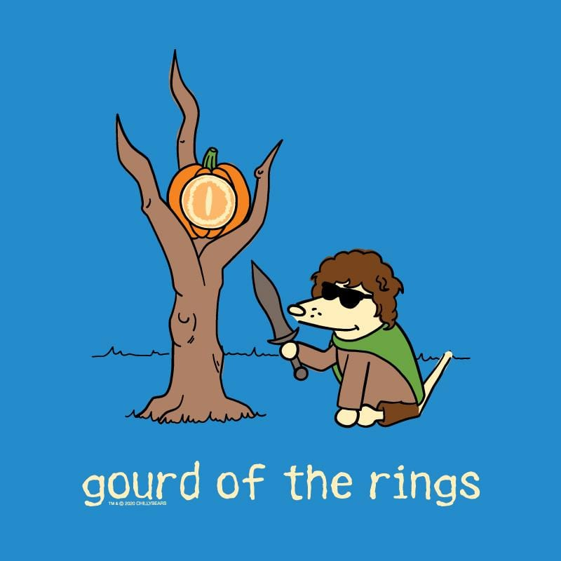 Gourd Of The Rings - Canvas Tote