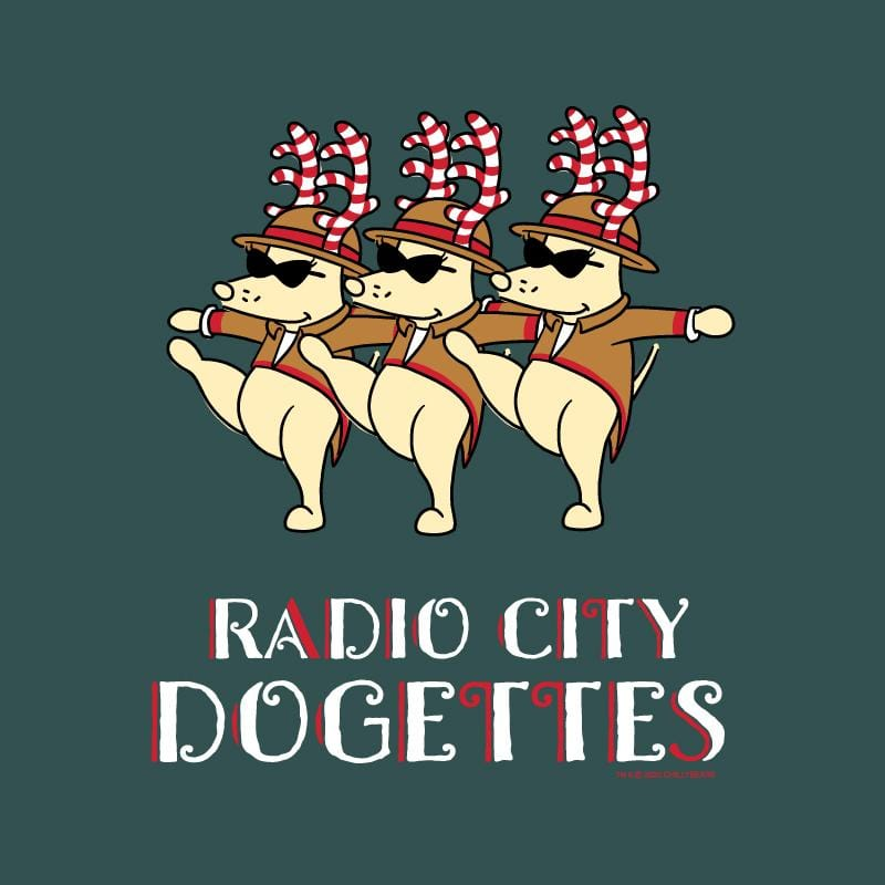 Radio City Dogettes  - Classic Long-Sleeve T-Shirt