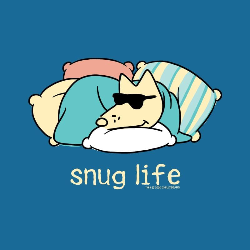 Snug Life - Ladies Night T-Shirt
