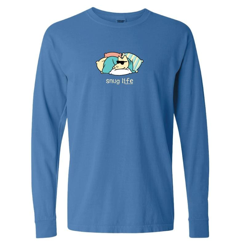 Snug Life - Classic Long-Sleeve T-Shirt