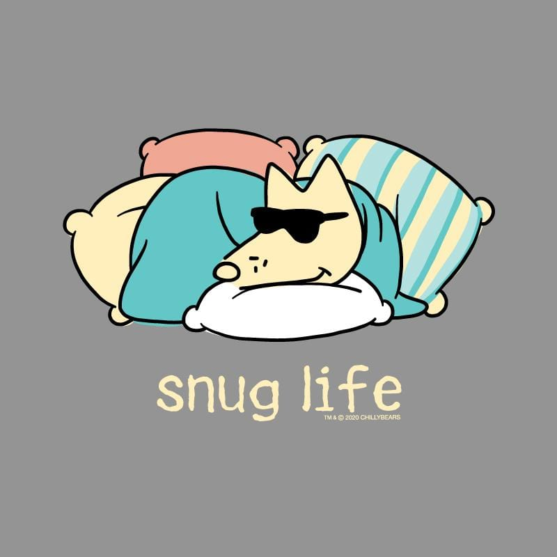 Snug Life - T-Shirt - Kids