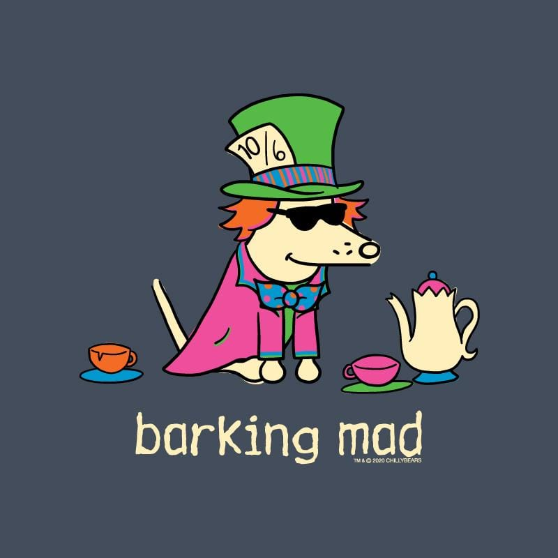 Barking Mad - Long-Sleeve T-Shirt Classic