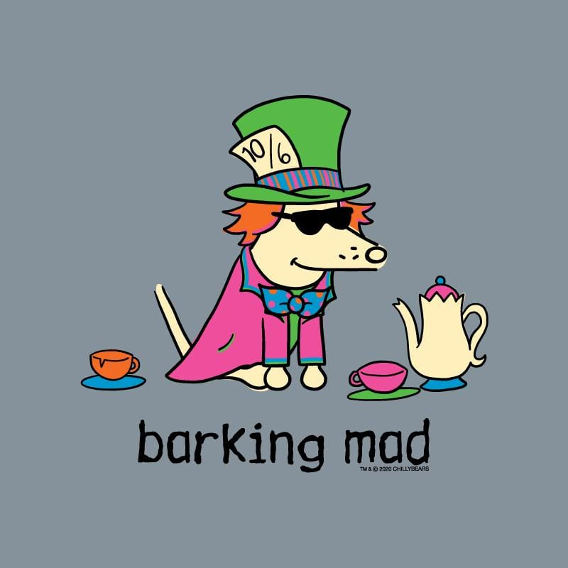 Barking Mad - Lightweight Tee