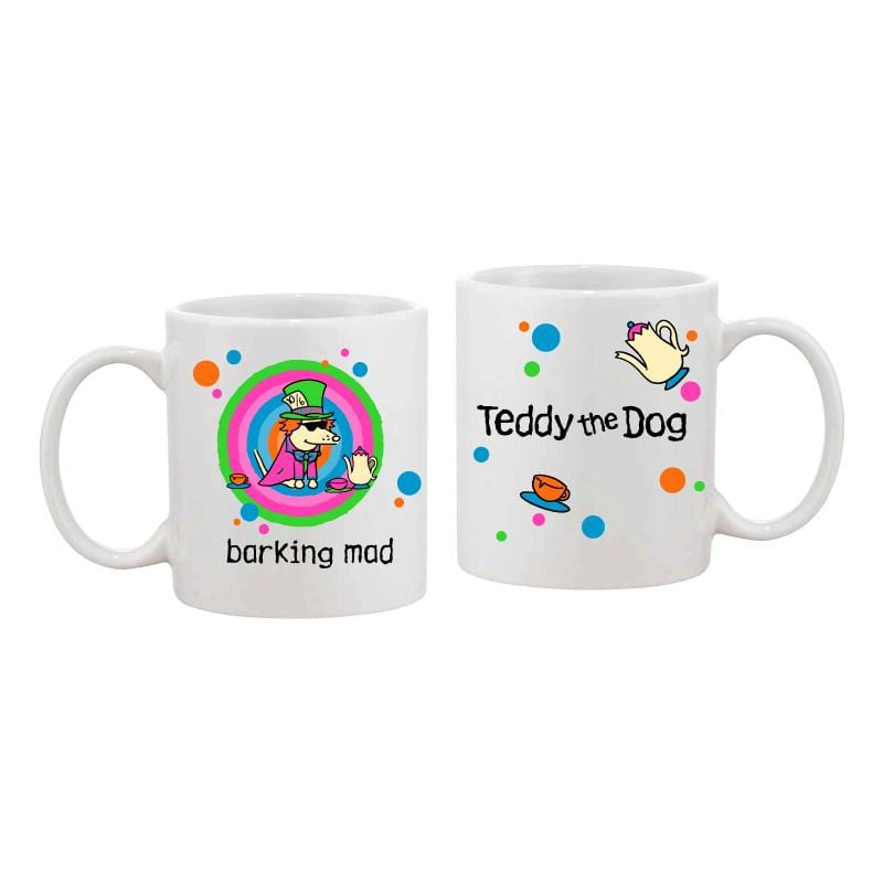 Barking Mad - Coffee Mug