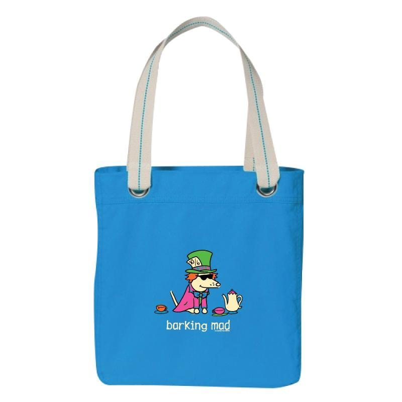 Barking Mad - Canvas Tote