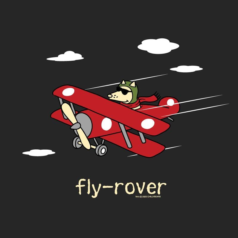 Fly-Rover - Classic Long-Sleeve T-Shirt
