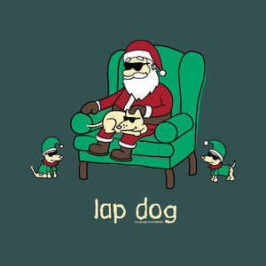 Lap Dog - Classic Long-Sleeve T-Shirt
