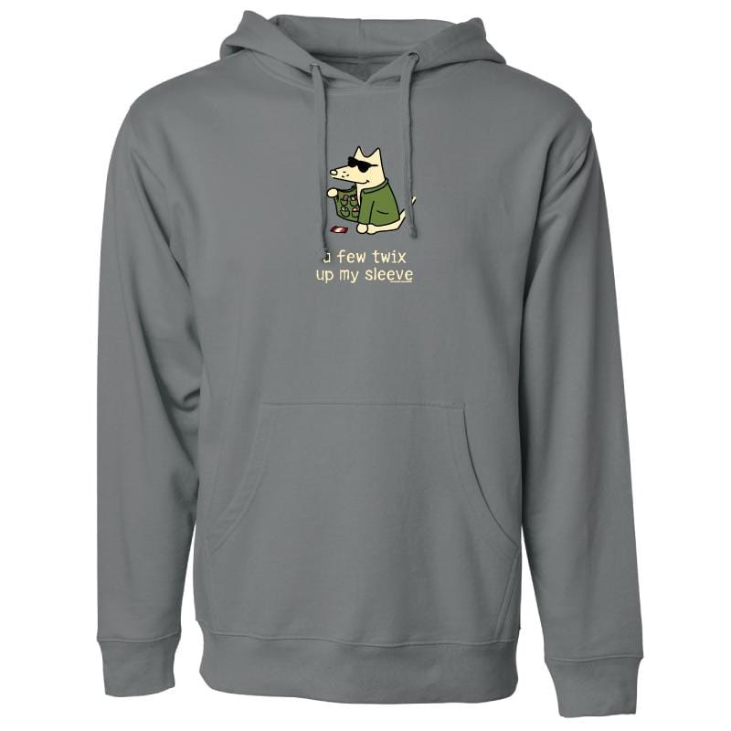 A Few Twix Up My Sleeve - Sweatshirt Pullover Hoodie